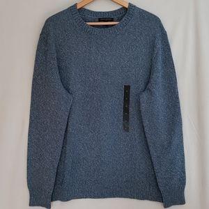 Mens  Crew Neck Pullover Sweater - XL
